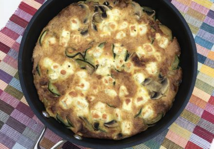 Fritta Style Omelette